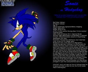 ultimate sonic